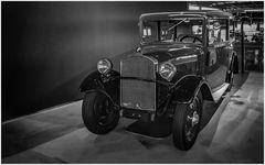SW- BMW 3-20 AM4  Jahr 1933