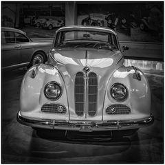 SW- BMW 502 A  Jahr 1955