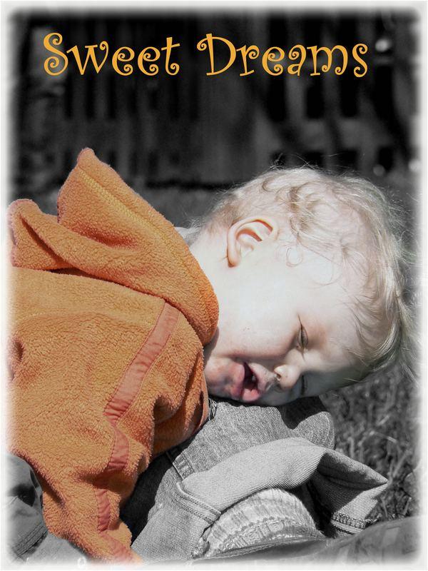 ** sweet dreams **