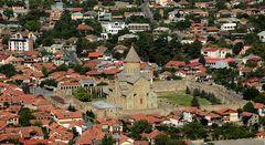 Swetizchoweli-Kathedrale- Unesco Weltkulturerbe