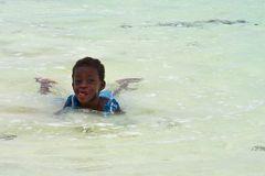 Swim in the Sea ...