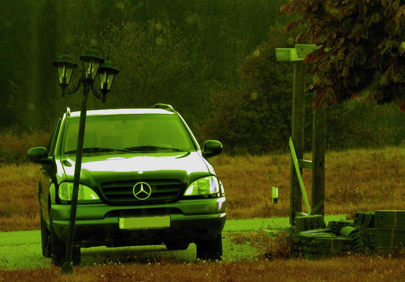 swingin' parking...