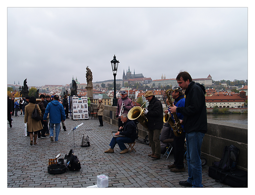 Swinging Prag