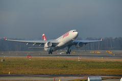 Swiss Airbus A330-343X HB-JHL