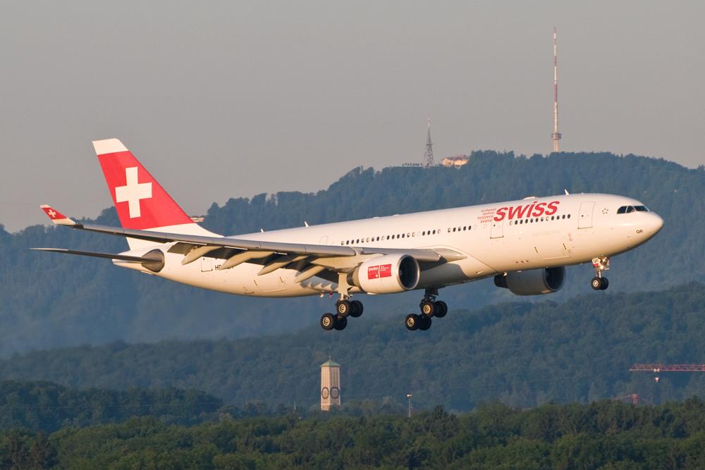 Swiss Airbus - Uetliberg