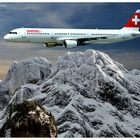 Swiss and the Swiss Alps
