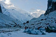 Swiss Base Camp 3.730 m