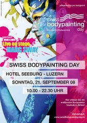 Swiss Bodypainting Day