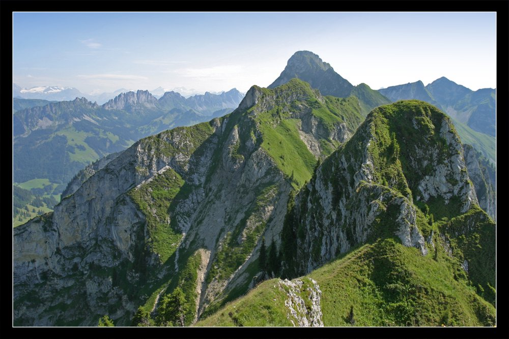 Swiss Highlands