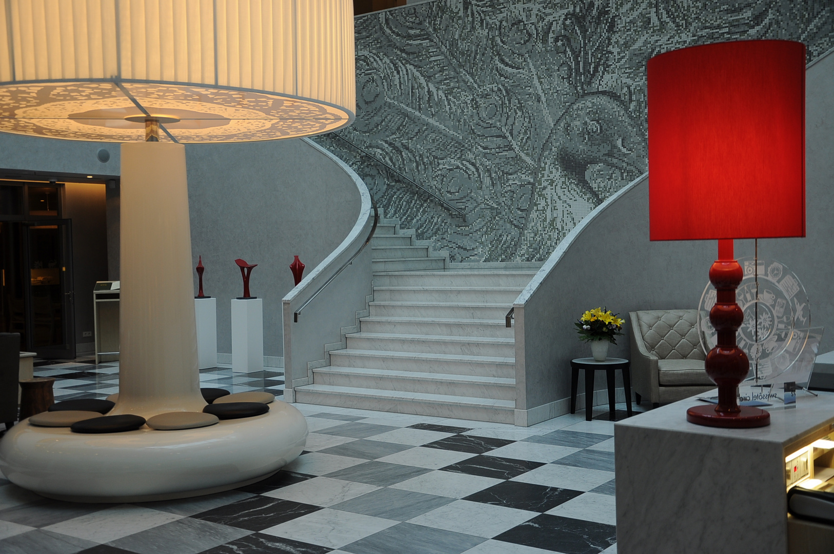 Swiss Hotel Dresden Foto Bild Projekte Montagskramen