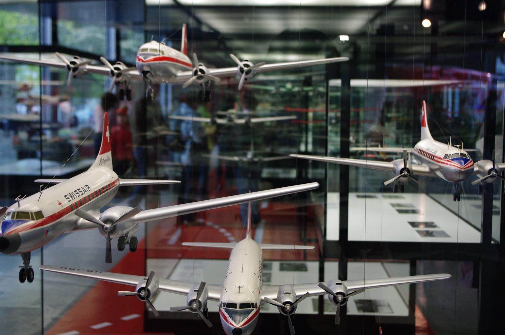 Swissair - es war einmal und ist nicht mehr - oder?