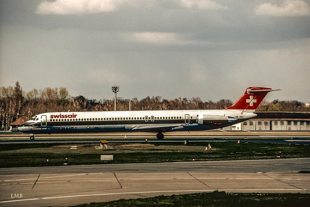 Swissair und Douglas