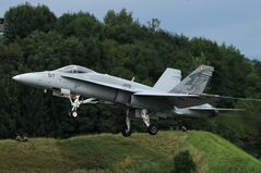Switzerland - Air Force McDonnell Douglas FA-18C Hornet J-5017