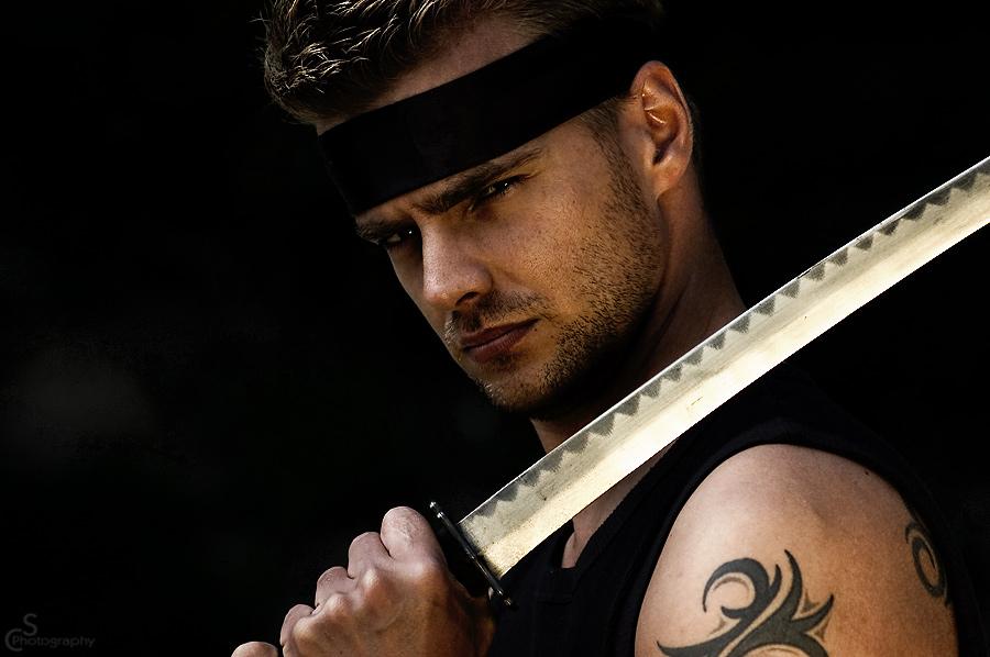...Sword...