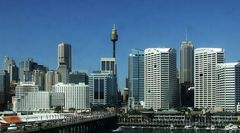 Sydney - am Tag - II