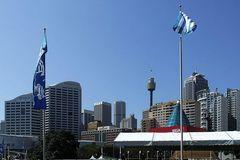 Sydney - am Tag - III