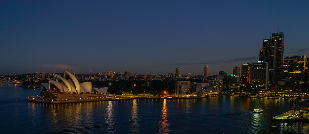 Sydney by Night....