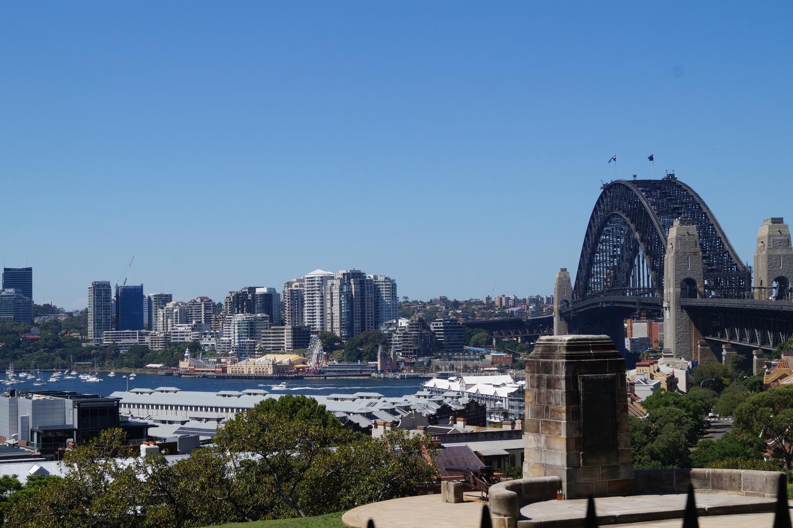 Sydney - die blaue Stadt am anderen Ende der Welt
