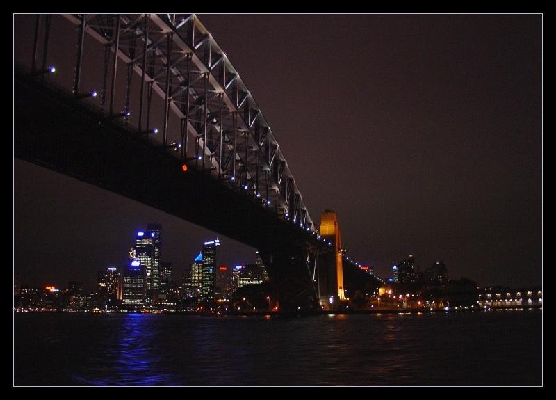 Sydney - Evening Harbour Cruise (II)