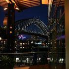 Sydney Harbour Bridge from the Overseas Passenger Terminal