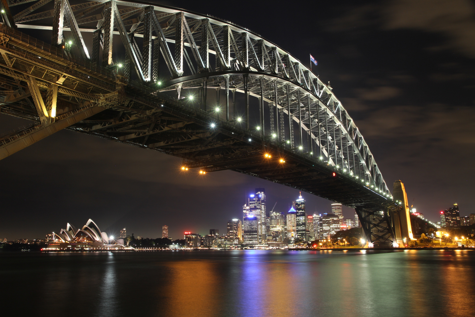 Sydney in the Night