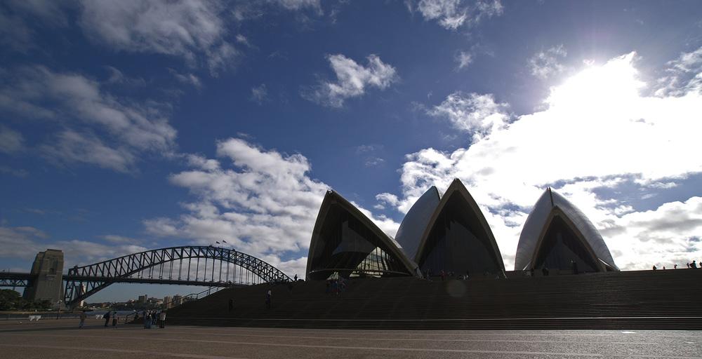 sydney opera house, teil 1