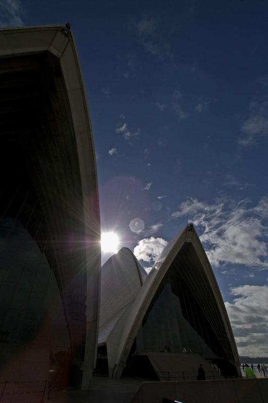sydney opera house, teil 2