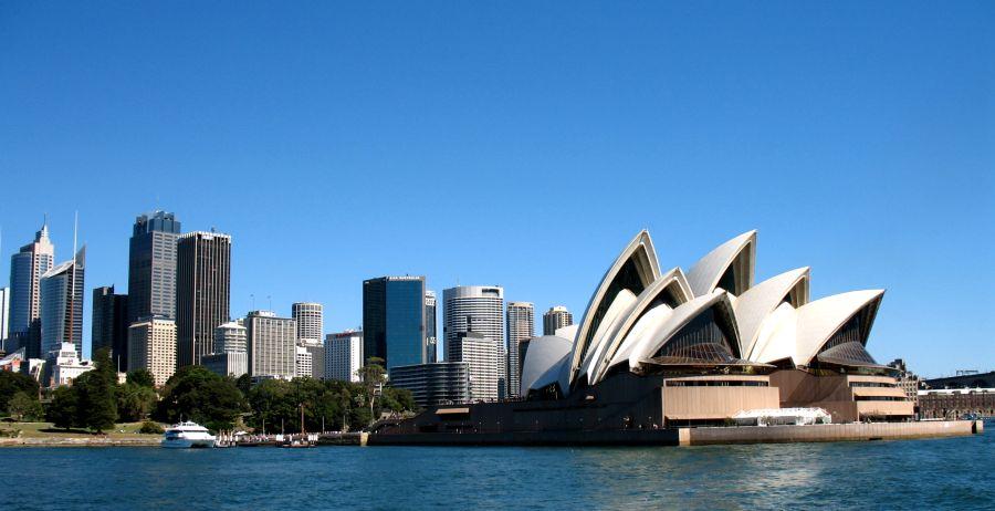 Sydney skyline daytime