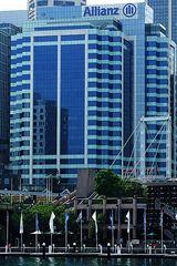 Sydneys Spiegelwelten I