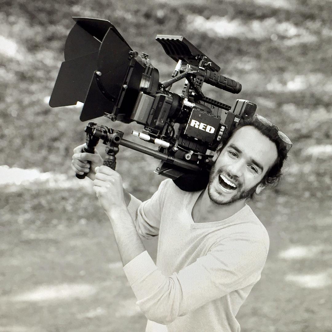 Syed Sheraz Saqib Ahmed – Cinematograph/Kameramann aus Elmshorn (Selbstportrait)