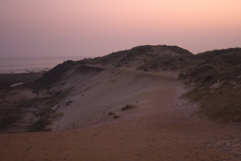 Sylt beim Sonnenaufgang