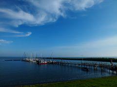Sylt - Hafen in Rantum