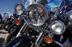 Sylt - Harley Davidson Summer Opening 2017