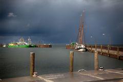 SYLT - Hörnumer Hafen