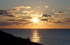 Sylt III - Sunset