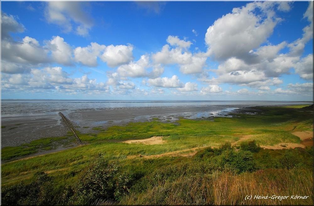 Sylt Morsum-Kliff Watt