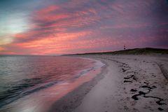 SYLT - Sonnenaufgang am Ellenbogen