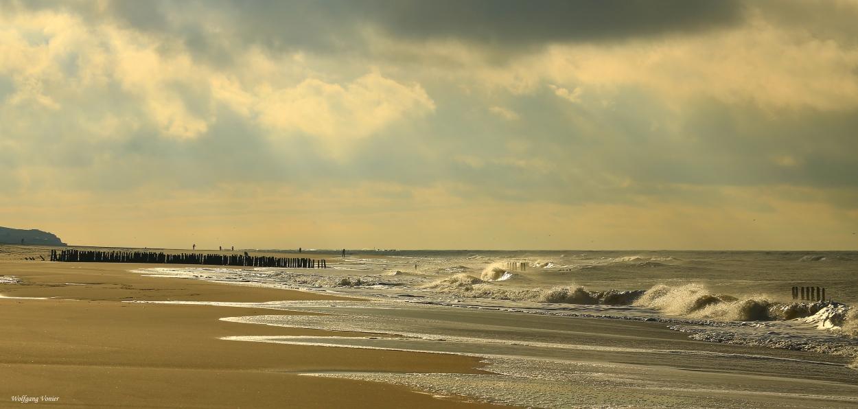 Sylt- Strand am Klappholttal