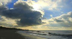 Sylt Strand vom Klappholttal