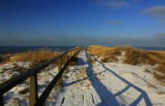 Sylt Strandübergang Klapholttal