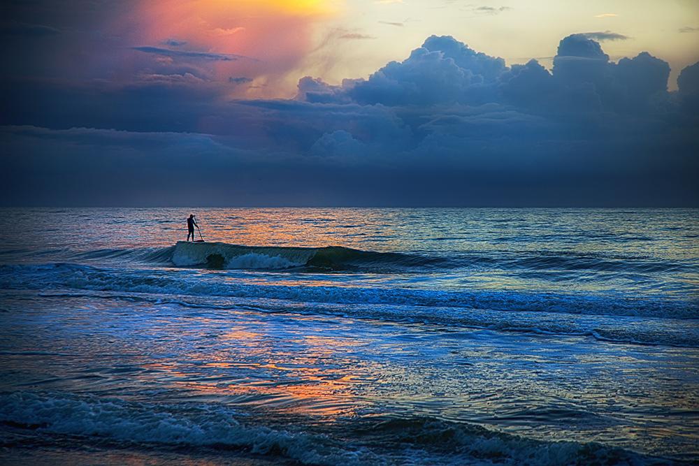 SYLT - Surfcup ohne Wind