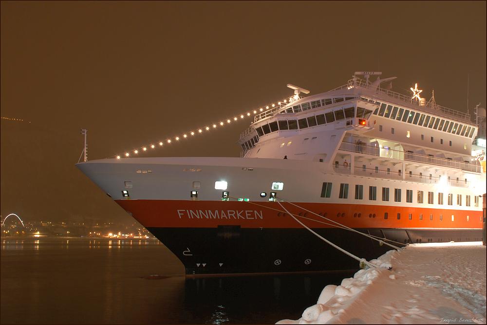 Sylvesternacht in Tromsø (2)