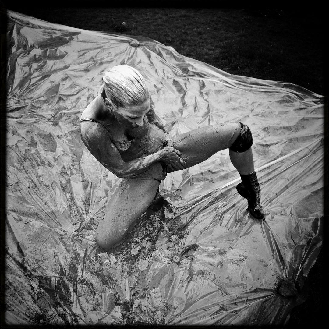Sylvia Camarda, Tänzerin und Choreografin