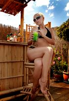 Sylwia - and now a cold drink III