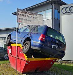 symbolisch : VW - Werbung