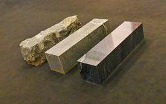 """... symbolträchtige """" Granit - Arbeit """""""