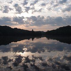 Symetrie am Morgen