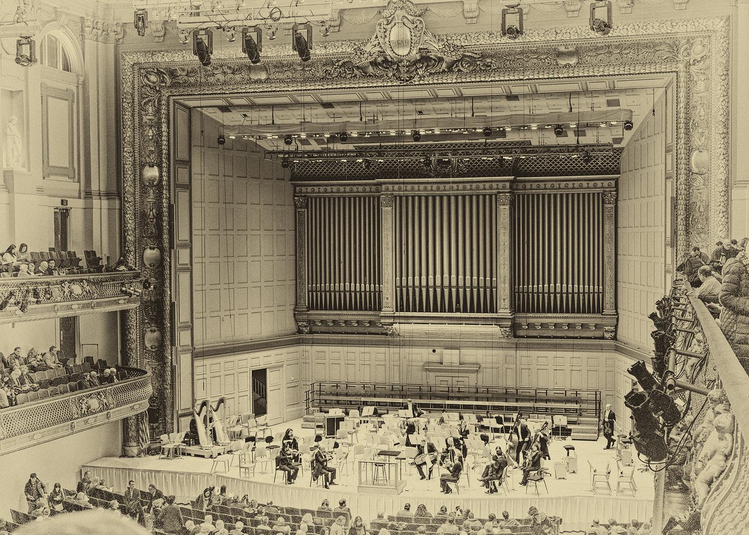 Symphony Hall old