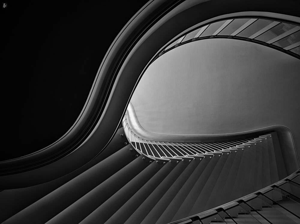 symphony of a staircase