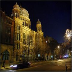 Synagoge in Berlin